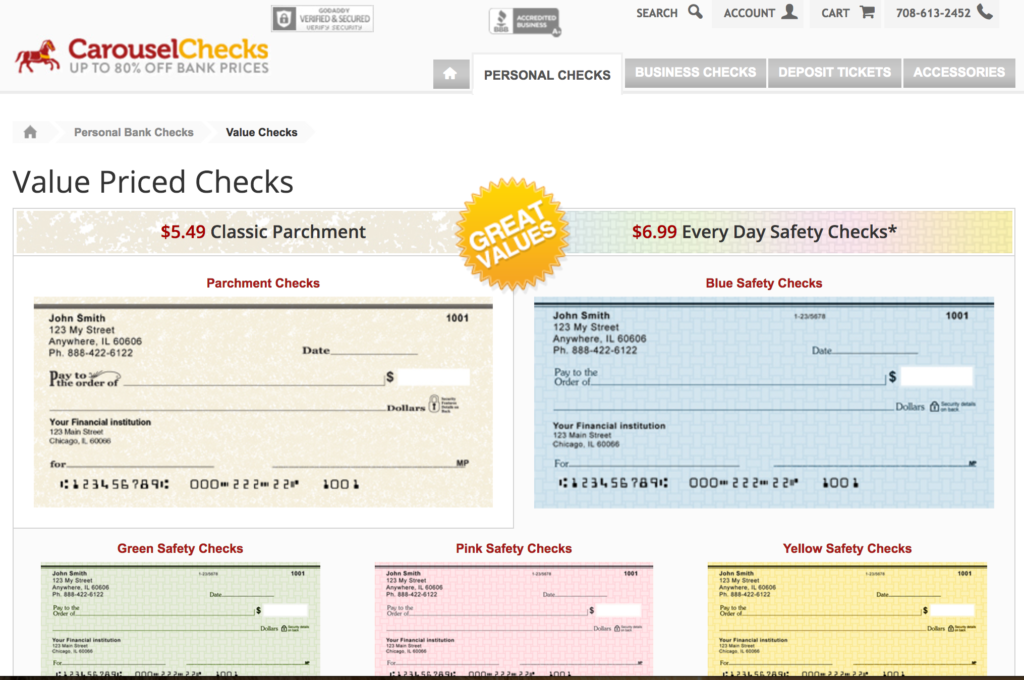 Blog - How to write a check